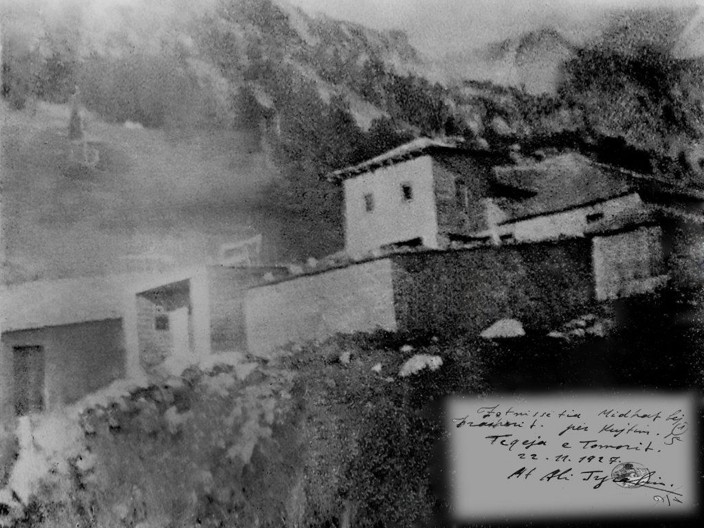 Teqeja e Kulmakut, 1916
